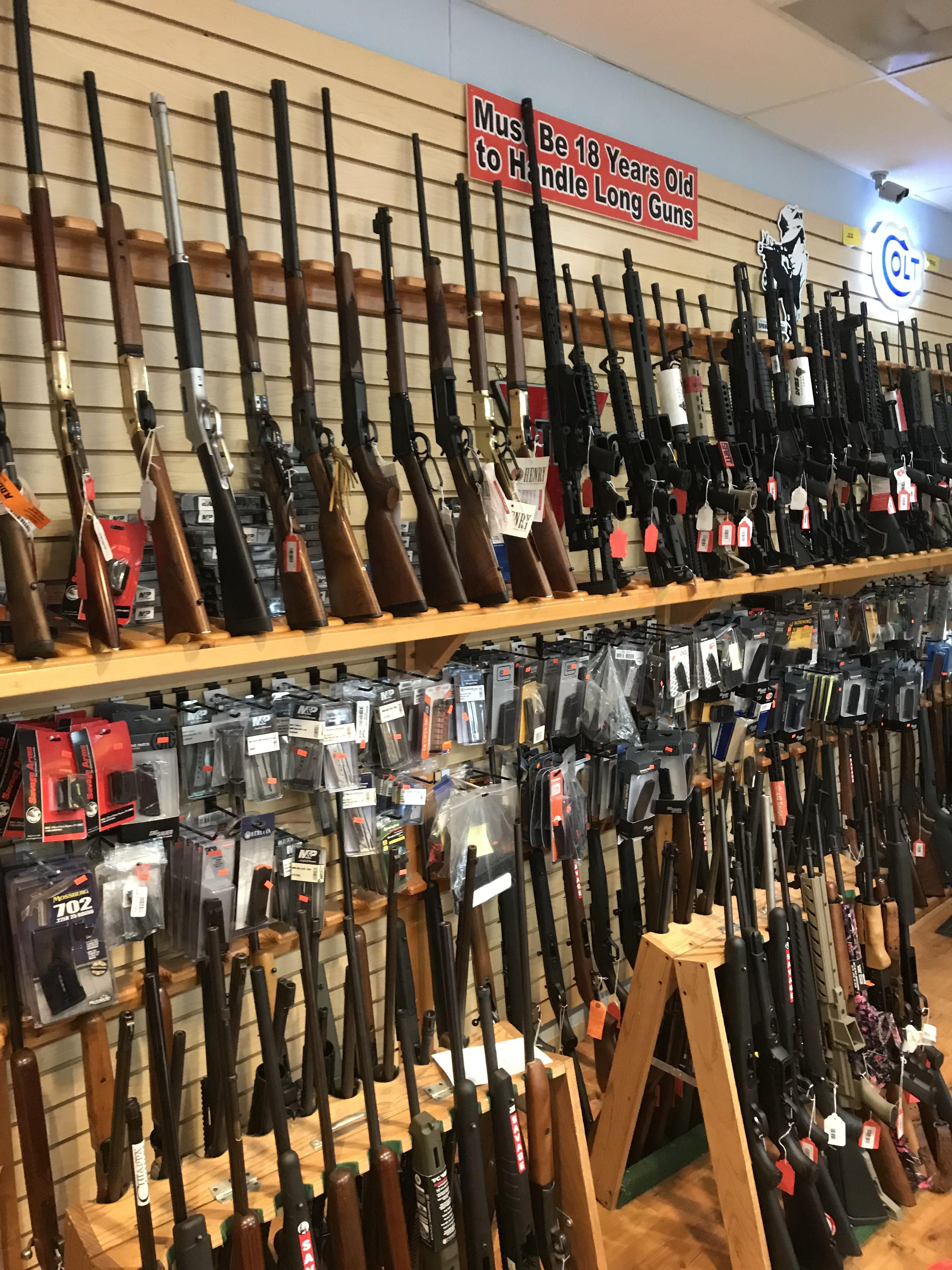 Firearms | The Outdoor Depot